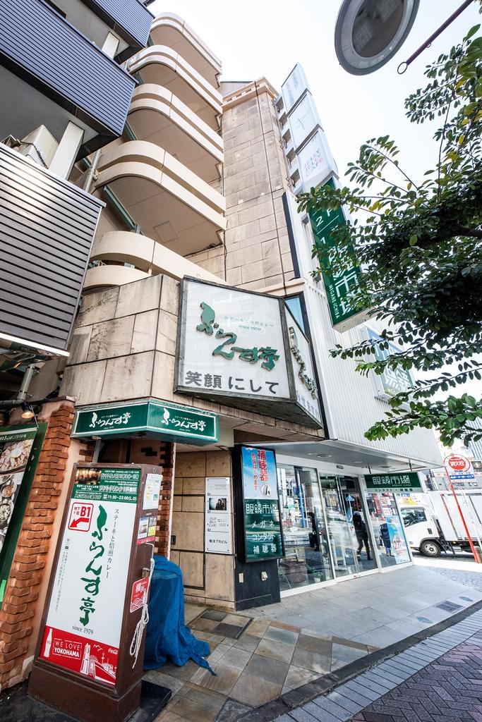 横浜TRビル_外観 (4)