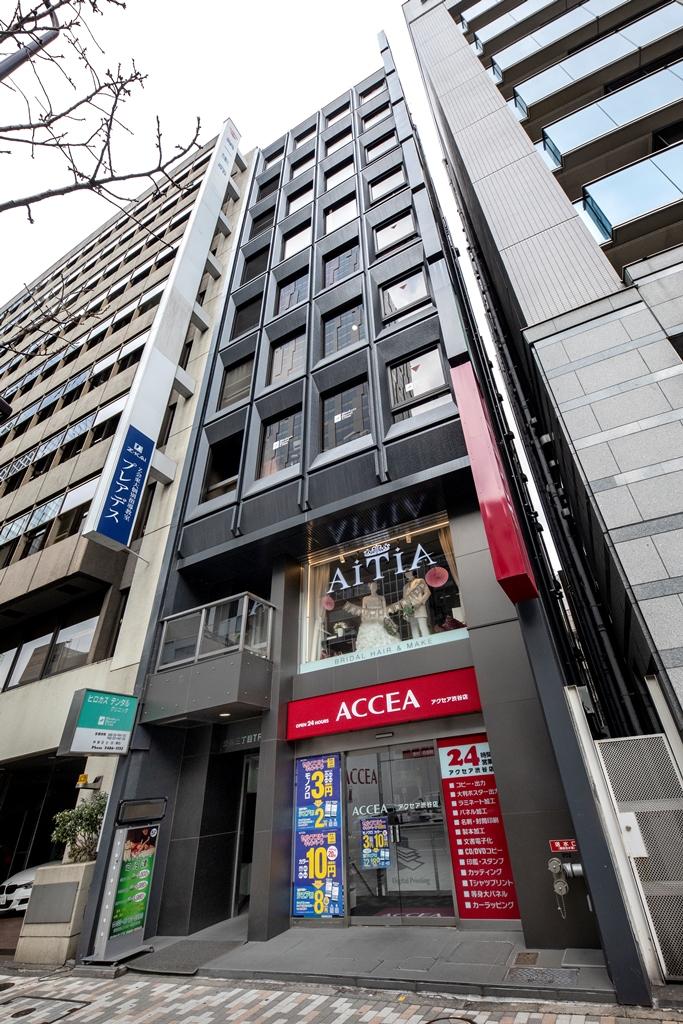 渋谷三丁目TRビル