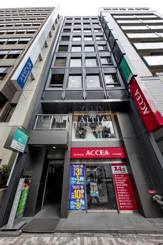 渋谷三丁目TRビル_外観(2)