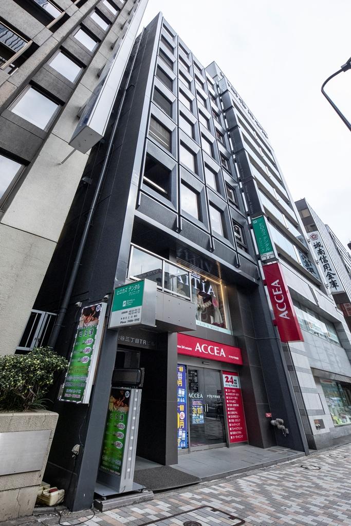 渋谷三丁目TRビル_外観(3)