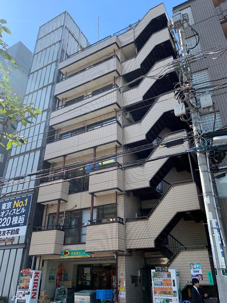 飯田橋I・Sビル_外観 (2)