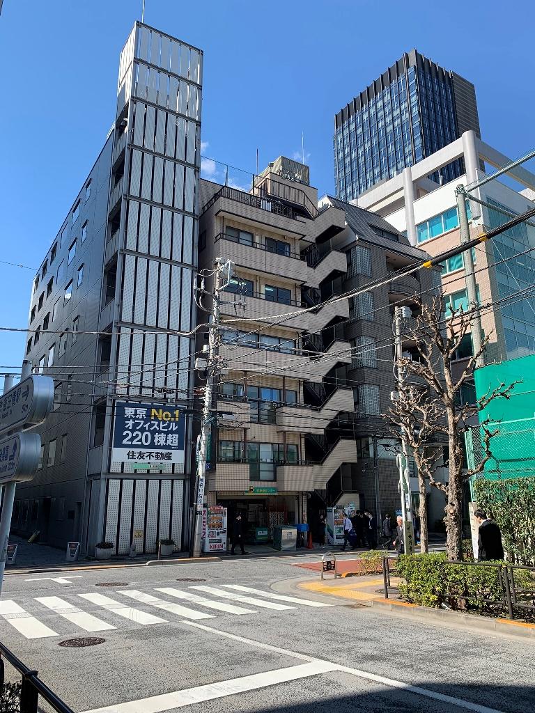 飯田橋I・Sビル_外観 (3)